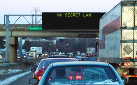 no secret law